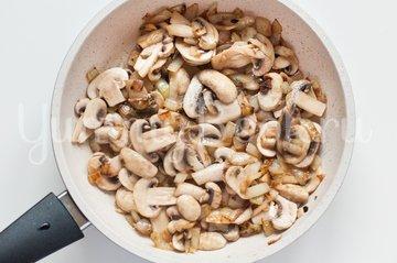 Галета по-бретонски с грибами - шаг 9