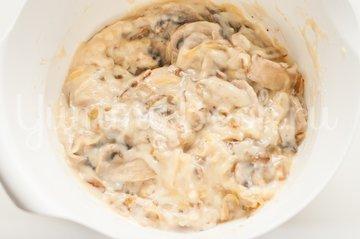 Галета по-бретонски с грибами - шаг 11