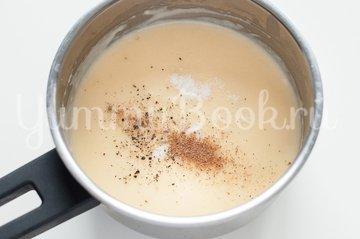 Галета по-бретонски с грибами - шаг 7