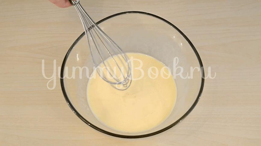 """Домашний Киндер """"Молочный ломтик"""" (Kinder Milk Slice) - шаг 1"""