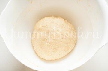 Итальянские булочки Данубио с сыром и ветчиной - шаг 5