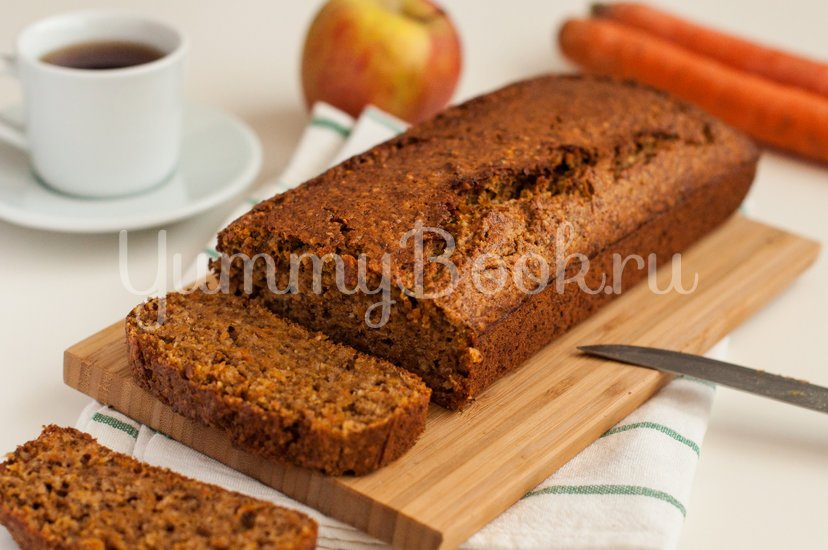 Морковно-ореховый кекс от Пьера Эрме - шаг 9