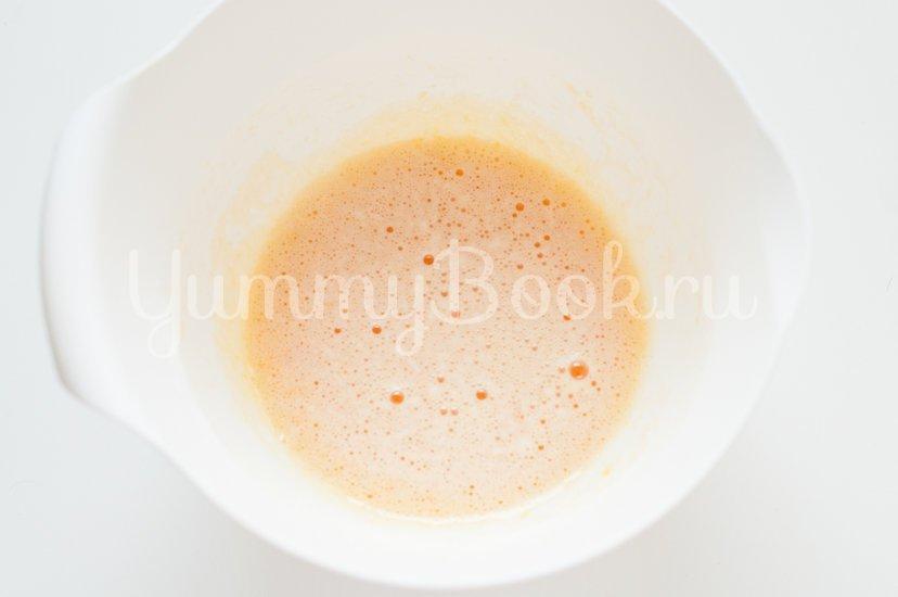 Морковно-ореховый кекс от Пьера Эрме - шаг 2
