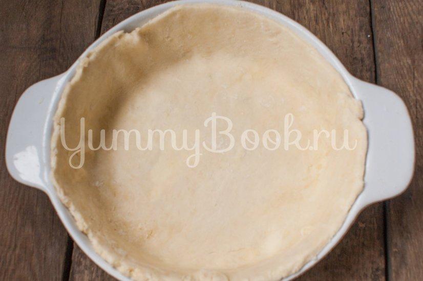 Американский пирог с тыквой - шаг 8