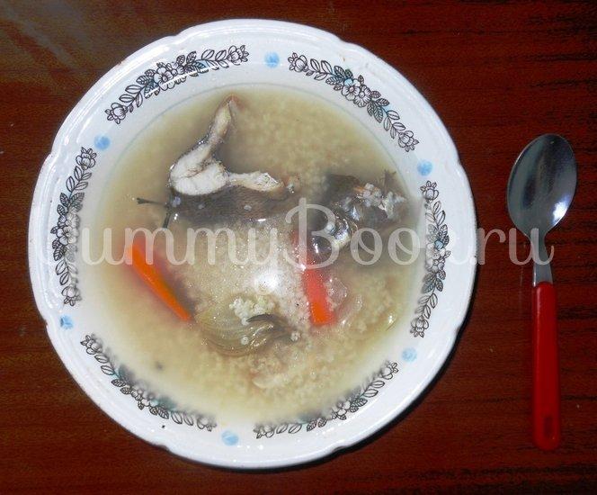 Рыбный суп с пшеном - шаг 6