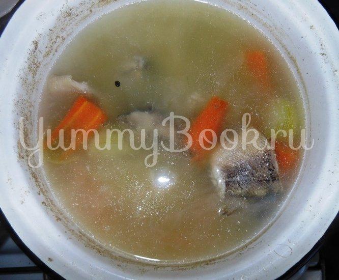 Рыбный суп с пшеном - шаг 5