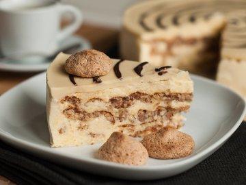 """Муссовый торт """"Эстерхази"""""""