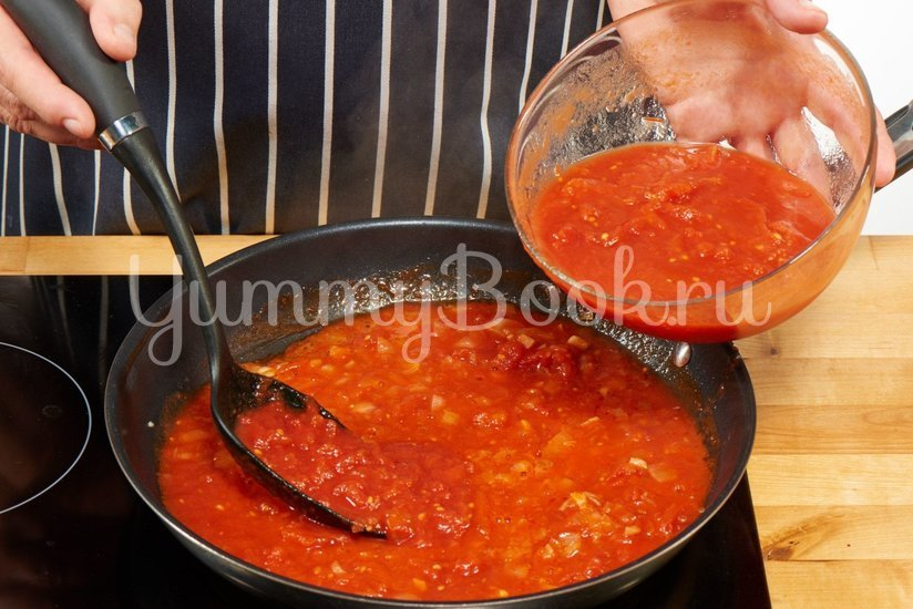 Томатный суп с макаронами (Zupa pomidorowa) - шаг 2