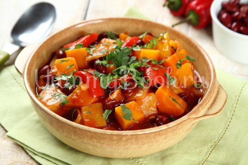 Овощное рагу по-мексикански - шаг 4