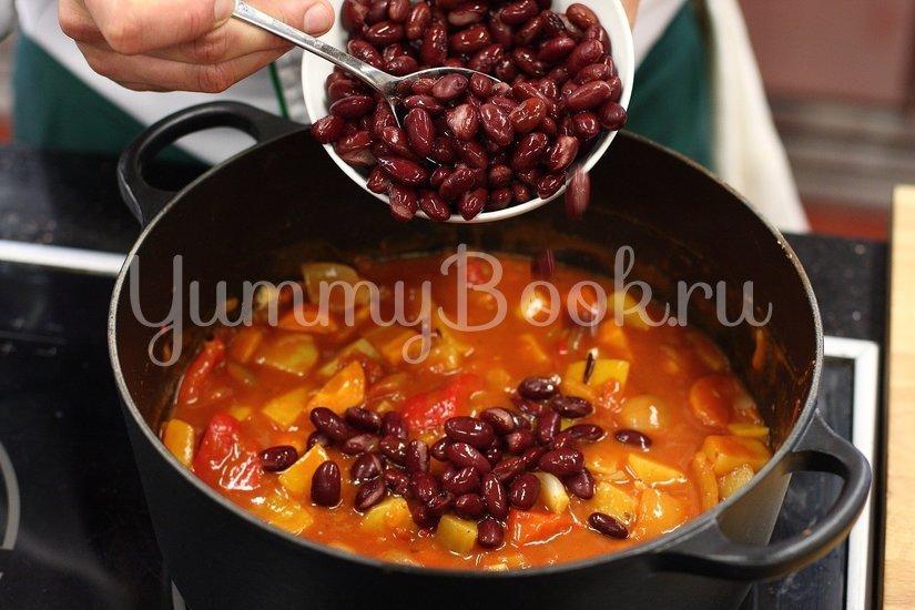 Овощное рагу по-мексикански - шаг 3