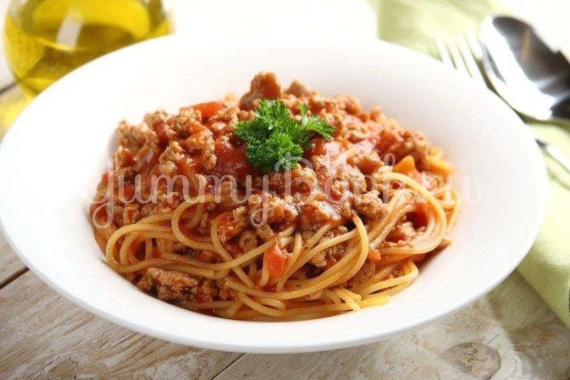 Спагетти Болоньезе - шаг 3