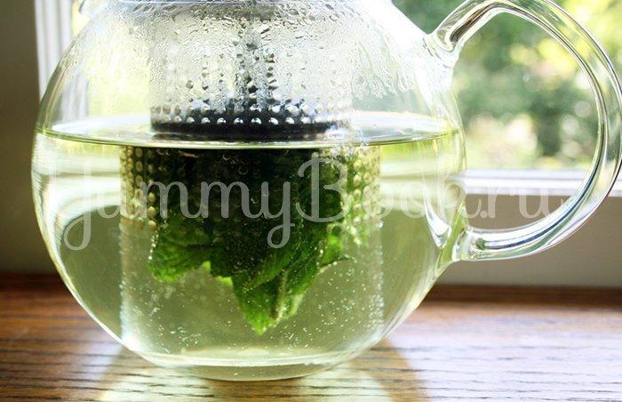 Согревающий мятный чай с пряностями - шаг 1