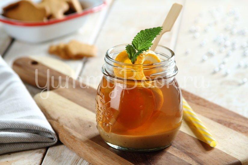 Чай с пряниками и ванилью - шаг 2