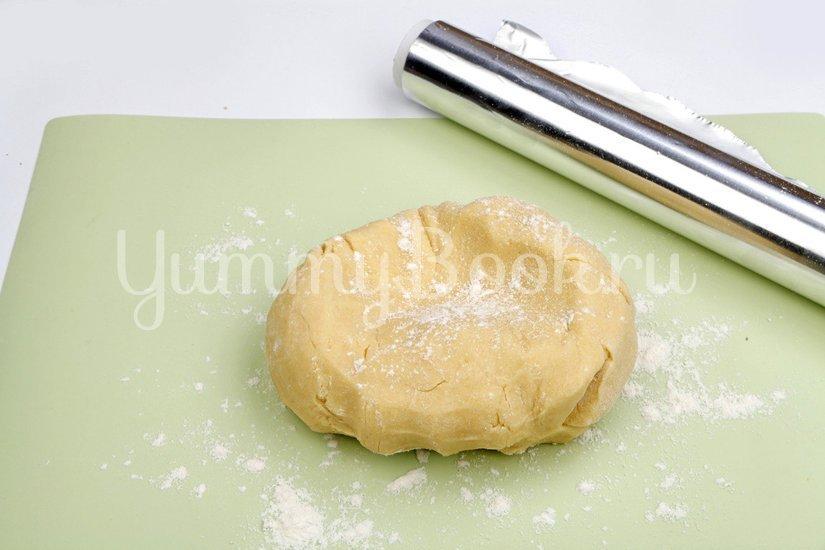 Песочное печенье с витражами - шаг 2