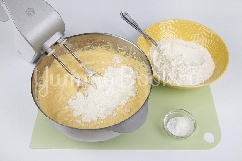 Цитрусовая бабка — апельсиново-лимонный кекс - шаг 3