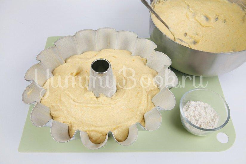 Цитрусовая бабка — апельсиново-лимонный кекс - шаг 4
