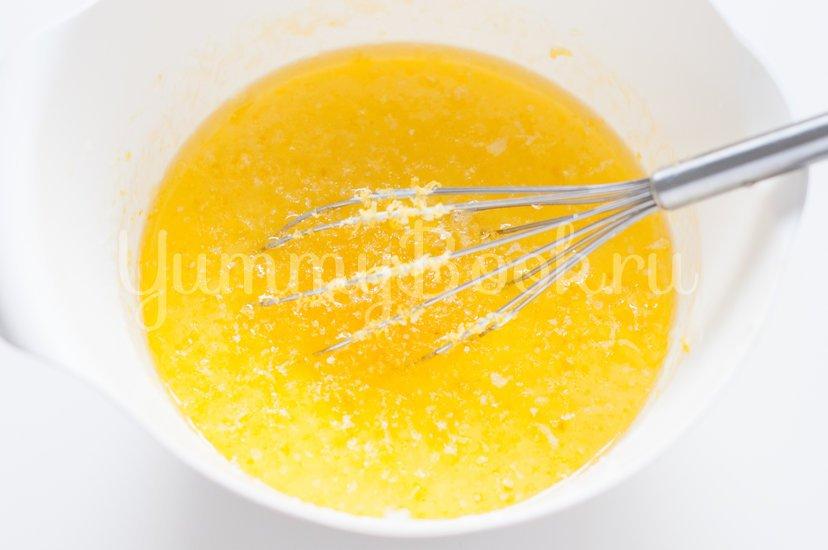 Лимонный кекс с маком - шаг 2
