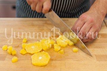 Овсянка с йогуртом и апельсином - шаг 1