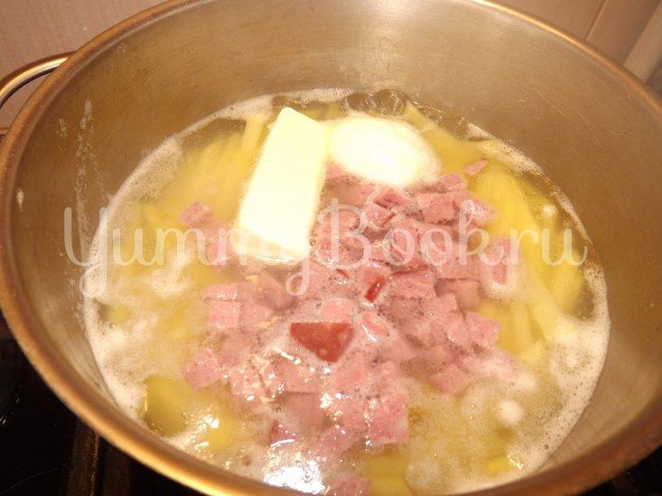 Тушеный картофель - шаг 4
