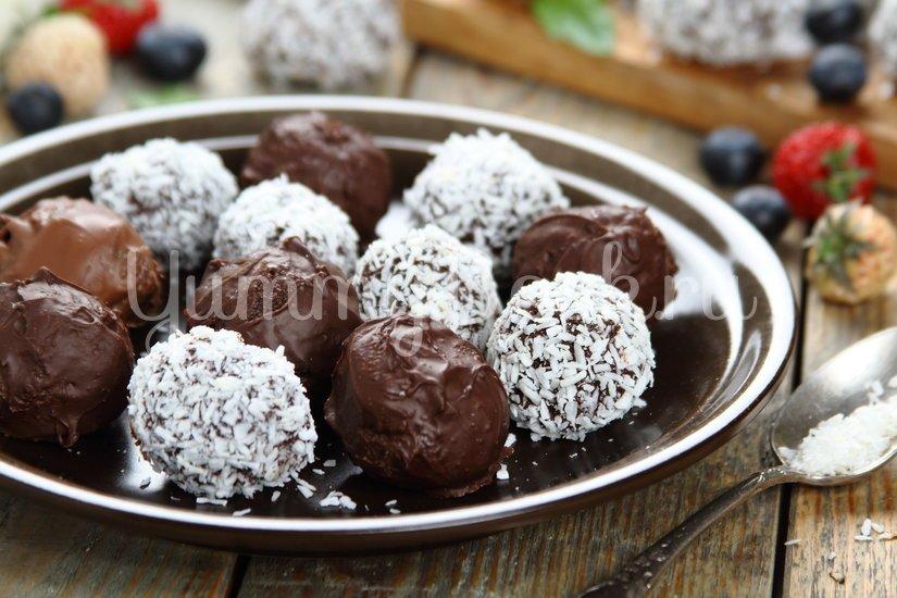 Шоколадные конфеты с Маскарпоне - шаг 4