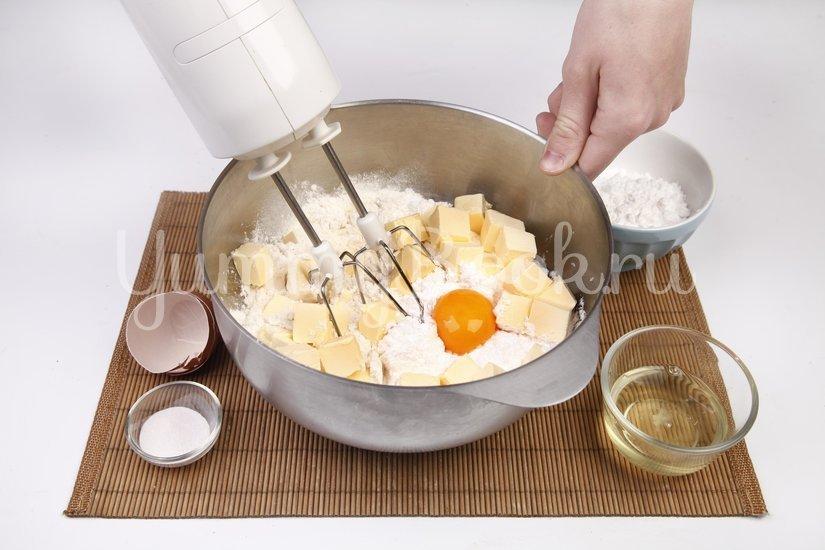 Лимонное печенье - шаг 1
