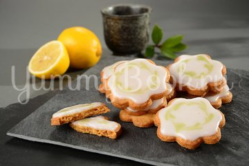 Лимонное печенье - шаг 6