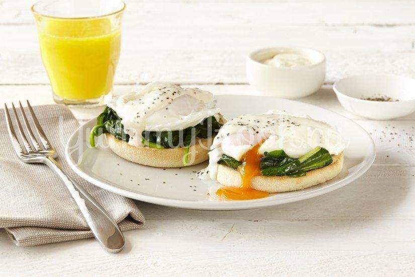 Яйца по-флорентийски - шаг 4