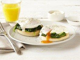 Яйца по-флорентийски