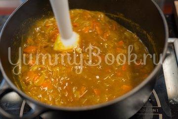 Чечевичный суп-пюре - шаг 3