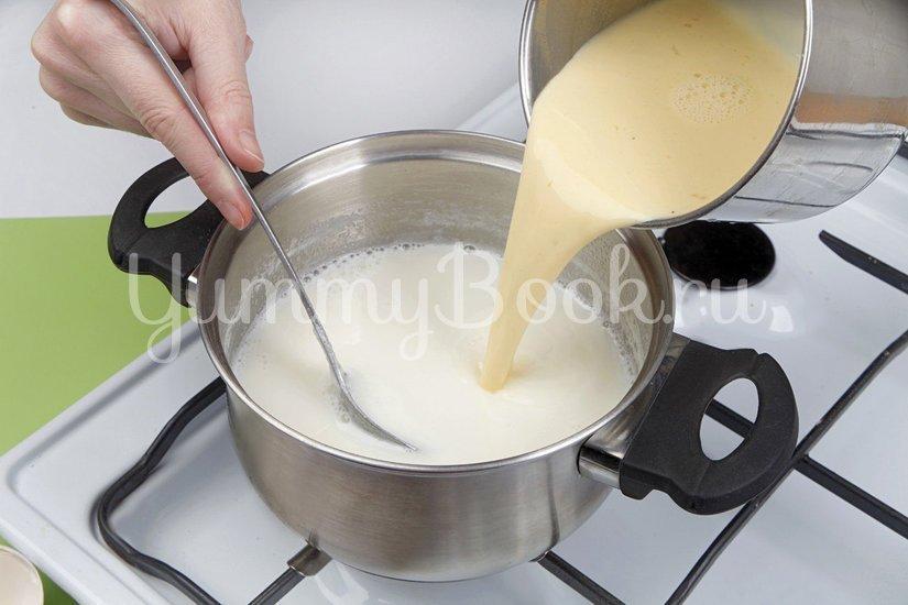 """Торт """"Рафаэлло"""" с ликером - шаг 3"""
