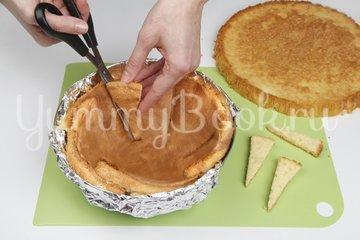 """Торт """"Рафаэлло"""" с ликером - шаг 4"""