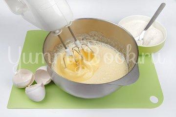 """Торт """"Рафаэлло"""" с ликером - шаг 1"""