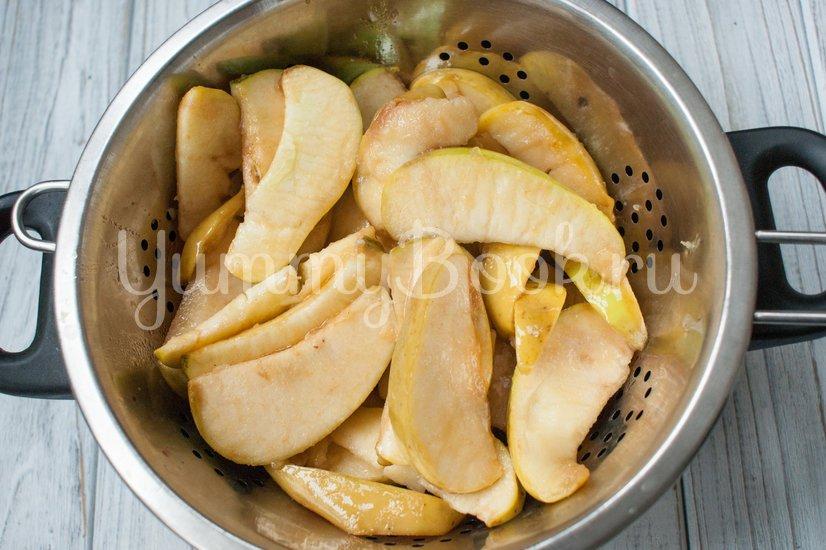 Яблочный пирог-перевертыш - шаг 2