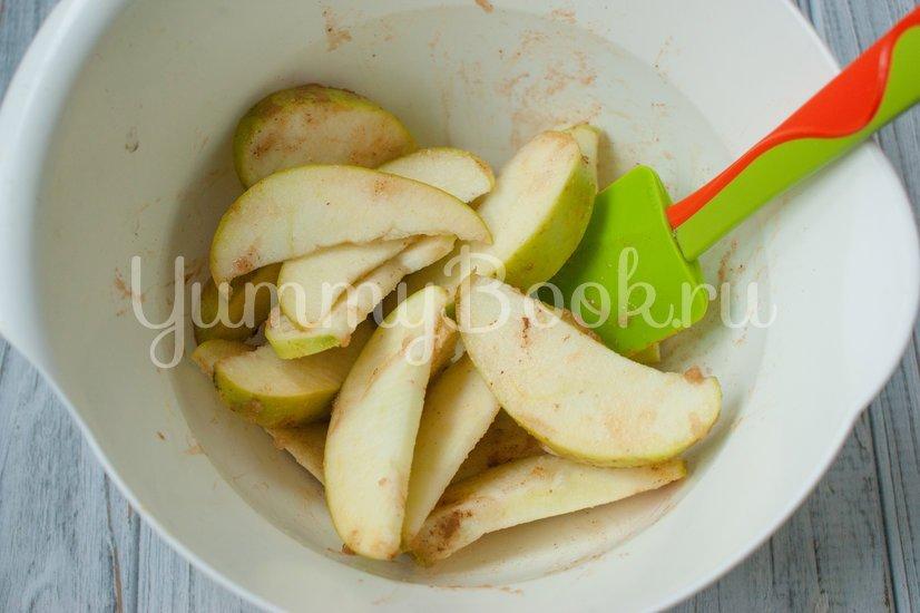 Яблочный пирог-перевертыш - шаг 1
