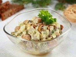 Салат из сельди по-дворянски
