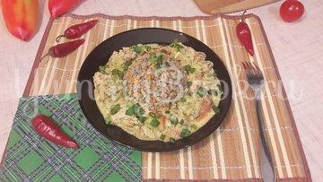 Густая сметанно-овощная подлива - шаг 9