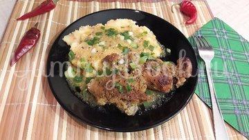 Куриные филе и бёдра в маринаде из киви и чеснока - шаг 13