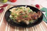 Куриные филе и бёдра в маринаде из киви и чеснока