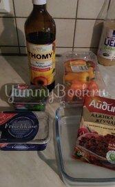Антипасти (перчики с сыром) - шаг 1