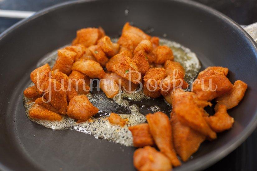 Куриное филе в манговом соусе - шаг 3