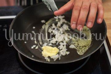 Слойки со шпинатом и сыром Фета - шаг 1