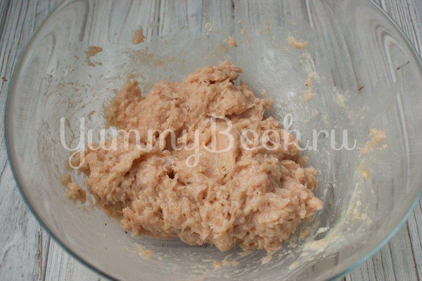 Куриные колбаски с сыром (домашние сосиски) - шаг 4