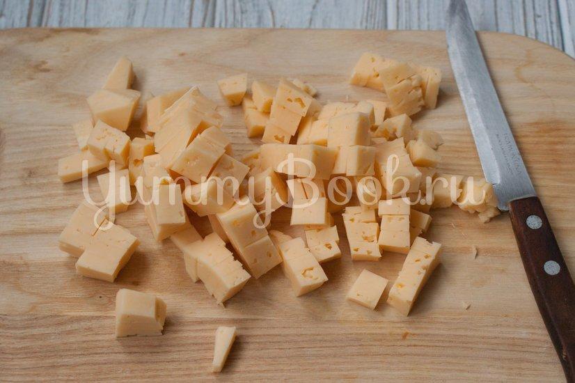 Куриные колбаски с сыром (домашние сосиски) - шаг 5