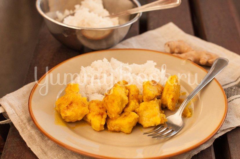 Курица в апельсиновом соусе - шаг 6