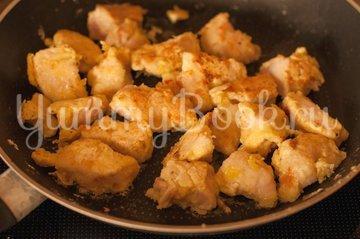Курица в апельсиновом соусе - шаг 4