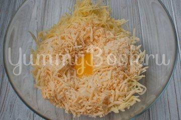 Драники с сыром в духовке - шаг 3
