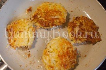 Драники с сыром в духовке - шаг 5