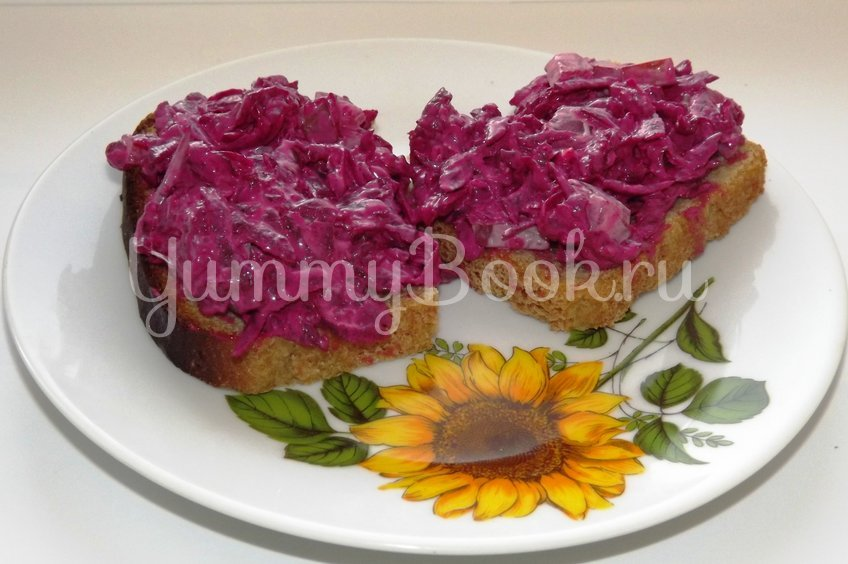 Салат-намазка на бутерброды