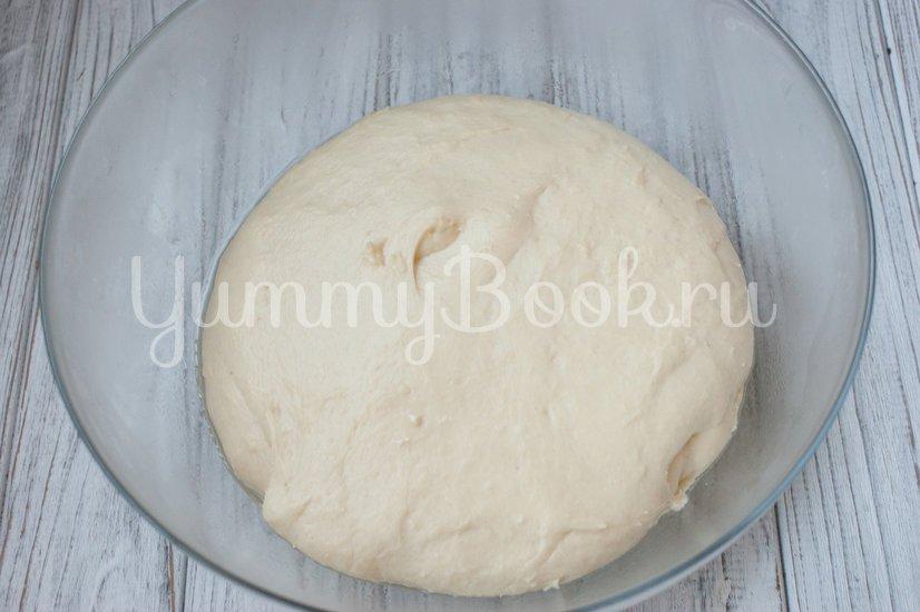 Японский молочный хлеб Хоккайдо - шаг 7