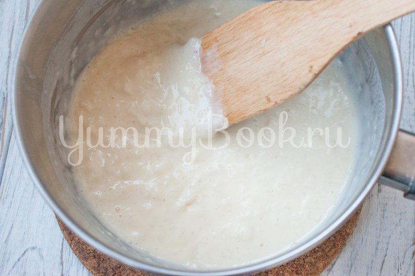 Японский молочный хлеб Хоккайдо - шаг 2